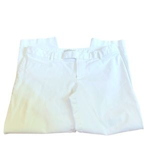 Gap Slim Cropped Two Way Stretch cotton blend jean